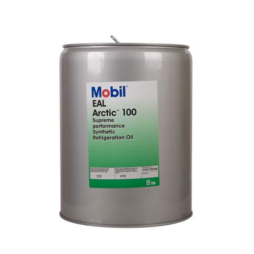 Mobil Arctic 100 EAL Refrigeration Oil Lubricant 208 Litre Drum